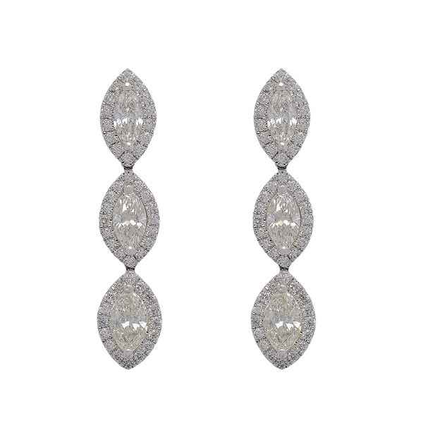 BO pendentifs diamants