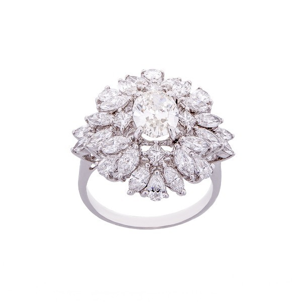 Fleur de diamants