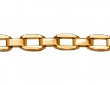Bracelet en or massif