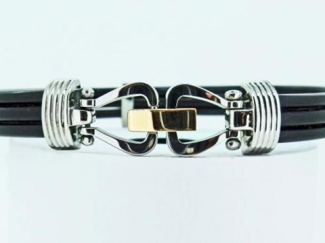 Bracelet en buffle