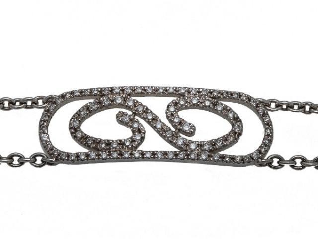 Bracelet or diamants Or-Gemmes